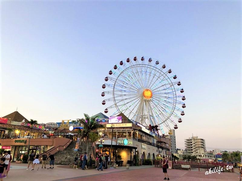 沖繩自由行/2019夏