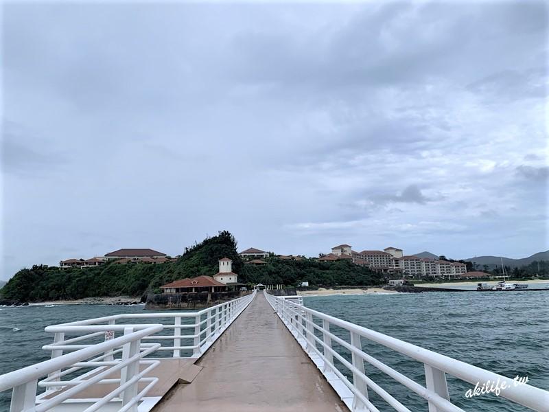 沖繩海中展望塔