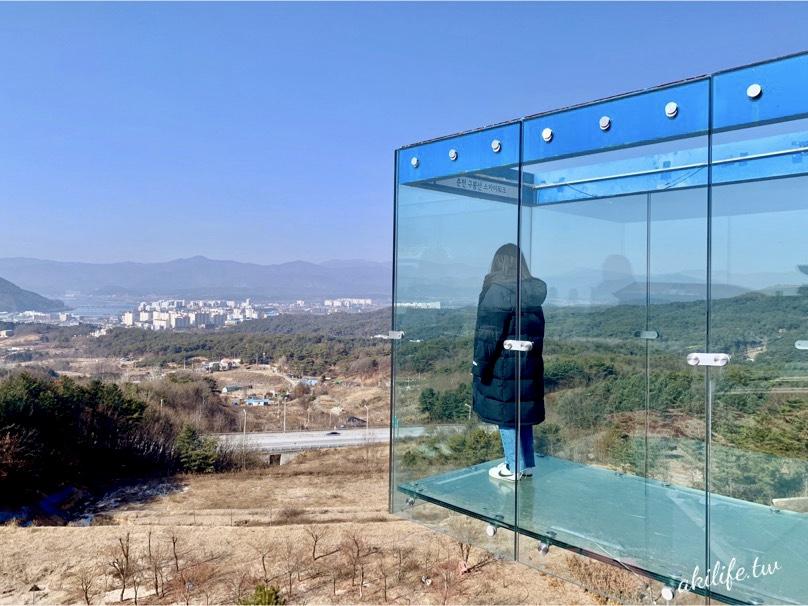 【韓國●江原道】A TWOSOME PLACE玻璃觀景台◎春川九峰山咖啡街.EXO世勳和燦烈來打卡燦烈.IG人氣咖啡廳