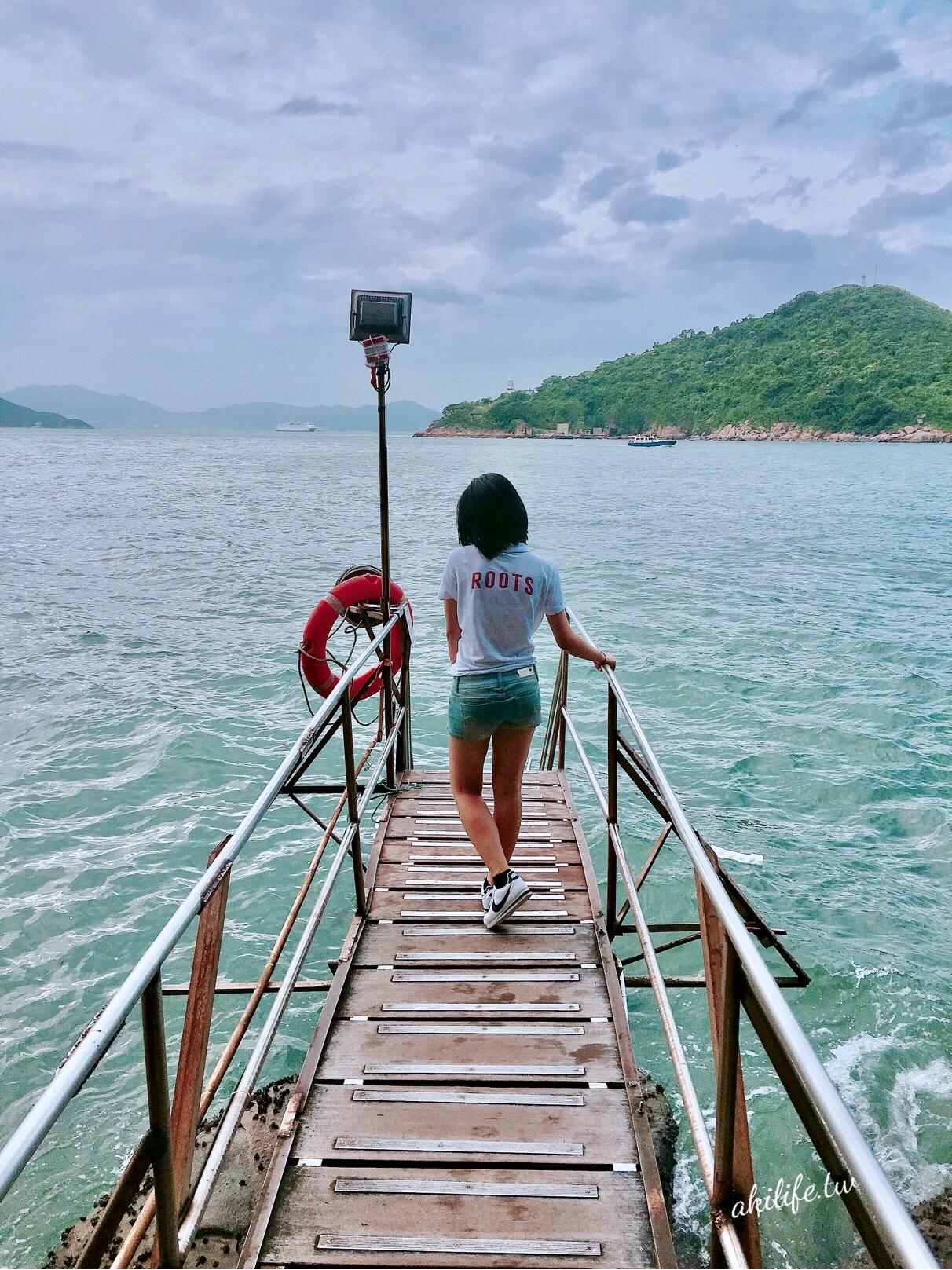 【香港●堅尼地城】西環鐘聲泳棚◎IG人氣打卡景點.拍照秘境