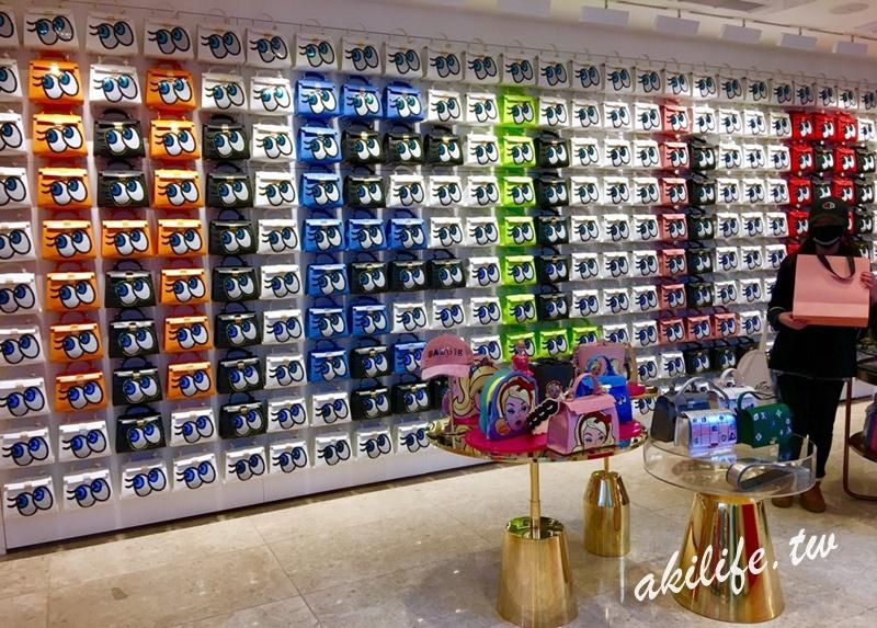 【首爾自由行●明洞】Playnomore旗艦店◎韓國在地品牌大眼包.怎麼走?